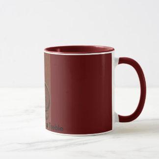 Tasse de café de clef triple