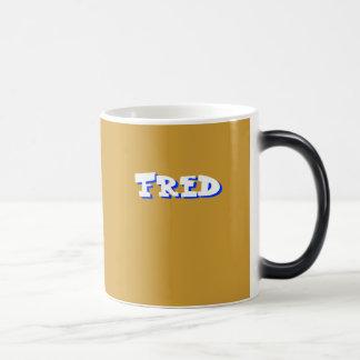 Tasse de café de Fred