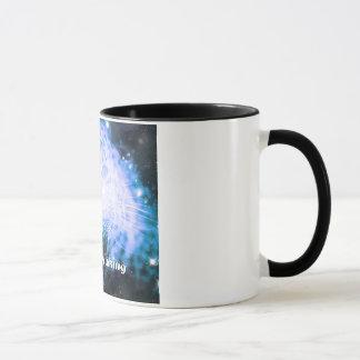 Tasse de café de grand chat pour Gifting