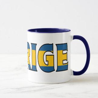 Tasse de café de la Suède