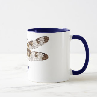 Tasse de café de libellule IV