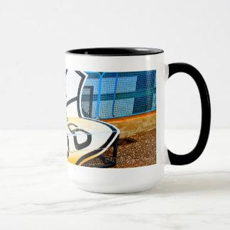 Tasse de café de l'itinéraire 66