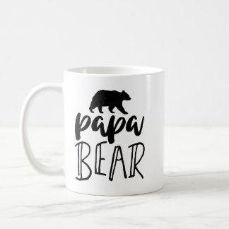 Tasse de café de l'ours | de papa
