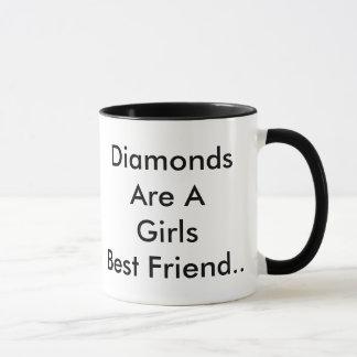 Tasse de café de meilleur ami de mamans