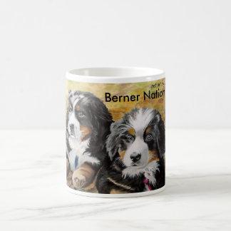 Tasse de café de nation de Berner