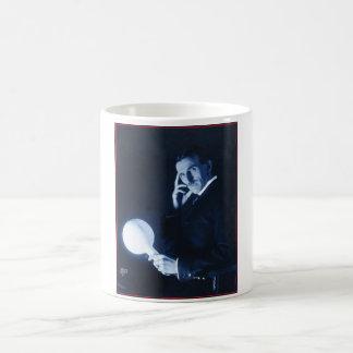 Tasse de café de Nikola Tesla
