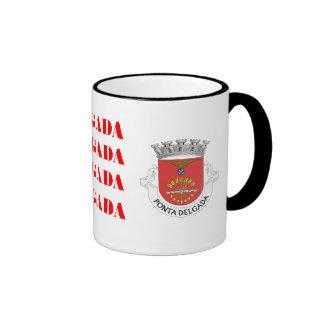 Tasse de café de Ponta Delgada