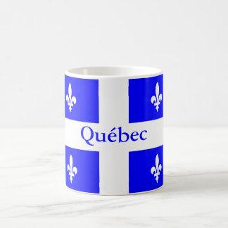 Tasse de café de Québec