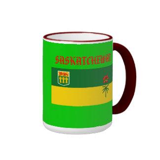 Tasse de café de Saskatchewan*