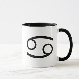 Tasse de café de signification de zodiaque de