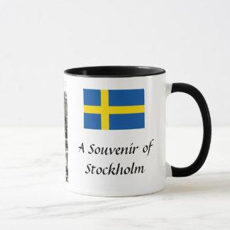 Tasse de café de souvenir - Stockholm, Suède