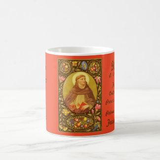 Tasse de café de St Dominic de Guzman (P.M. 02)