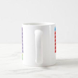 Tasse de café de Tableau périodique