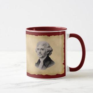 Tasse de café de Thomas Jefferson