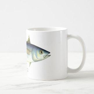 Tasse de café de thons d'albacore