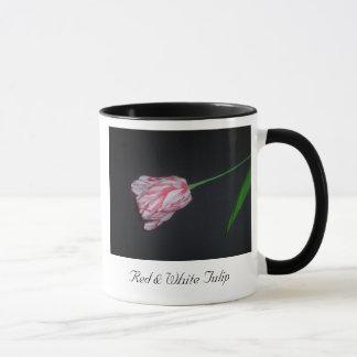 Tasse de café de tulipe