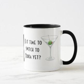Tasse de café de vodka