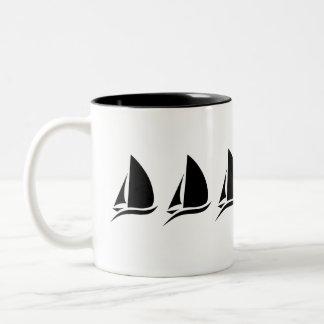 Tasse de café de voilier
