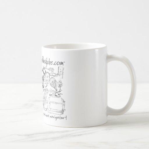 Tasse de café de voyage