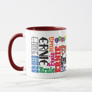 Tasse de café d'Ernie