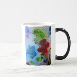 Tasse de café d'hippocampe