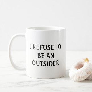 Tasse de café d'initié