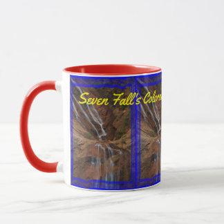 Tasse de café du Colorado de sept automnes ! !