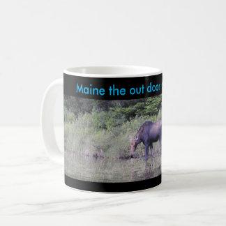 Tasse de café du Maine
