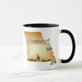 Tasse de café du Missouri