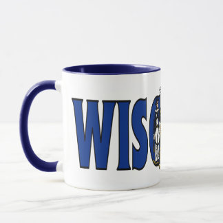Tasse de café du Wisconsin