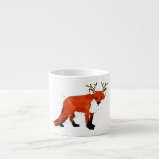 Tasse de café express de Fox