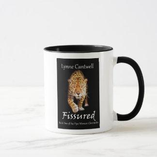 Tasse de café fissurée