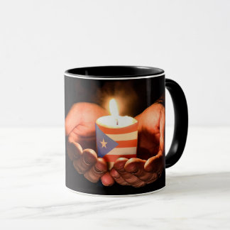 Tasse de café forte de Porto Rico