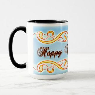 Tasse de café heureuse de jour de Valentines