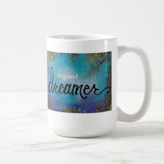 Tasse de café inspirée de rêveur de Noelle Rollins