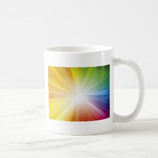 Tasse de café/lumière de Jésus