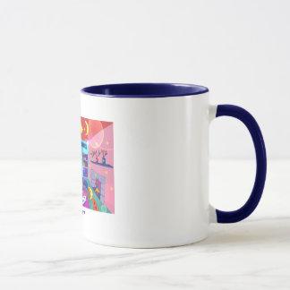 Tasse de café magique