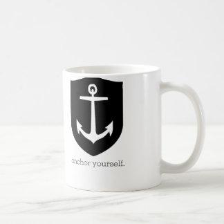 Tasse de café nautique