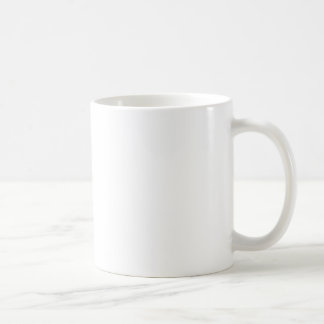 Tasse de café originale de hippie