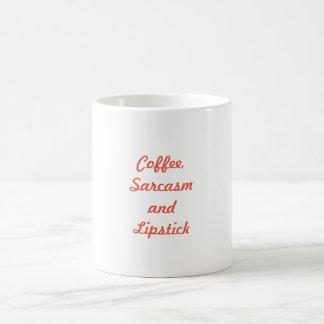 Tasse de café pour les personnes sérieuses de café