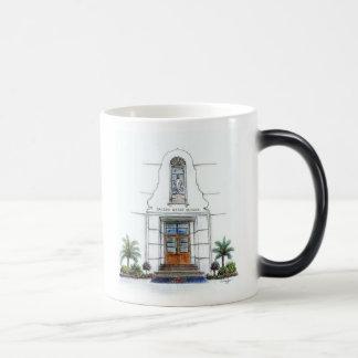 Tasse de café sacrée de Coronado d'école communale