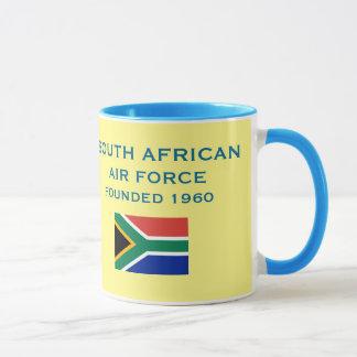 Tasse de café sud-africaine de l'Armée de l'Air