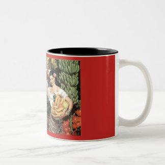 Tasse de café vintage du Mexique