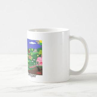 Tasse de café : Voyages avec le poivre le chat
