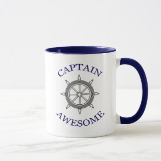 Tasse de CAPITAINE AWESOME