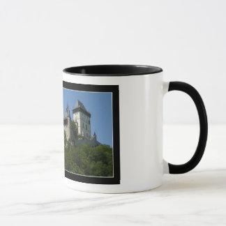 Tasse de château de Karlstejn