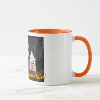 Tasse de château de Neuschwanstein