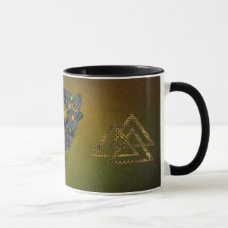 Tasse de cheval de Viking
