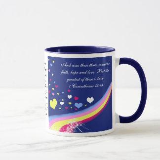 Tasse de Coffe de vers de bible