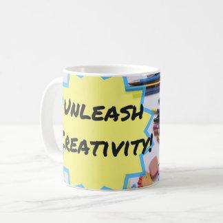 Tasse de créativité